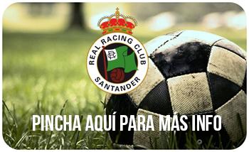 Logo del Racing de Santander