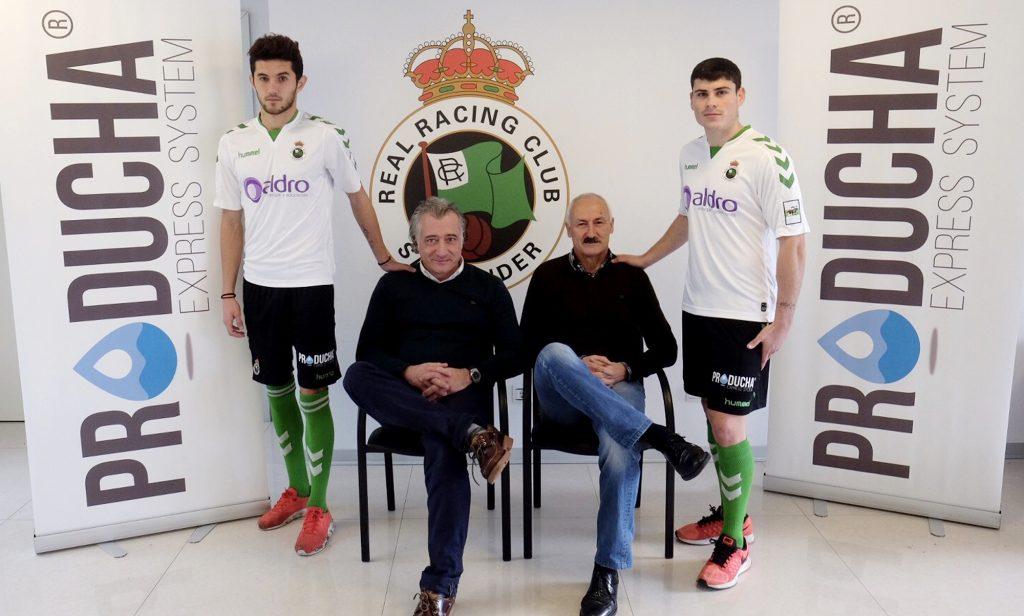 Producha renueva con el Racing de Santander