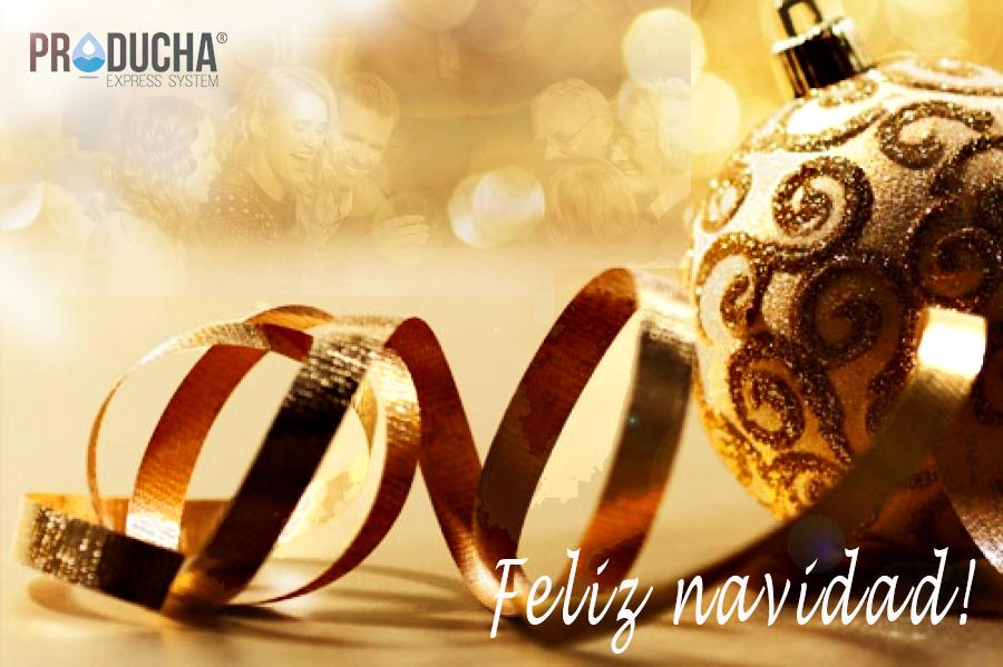Feliz Navidad - Producha