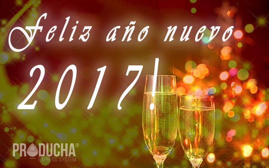 Feliz 2017 - Producha