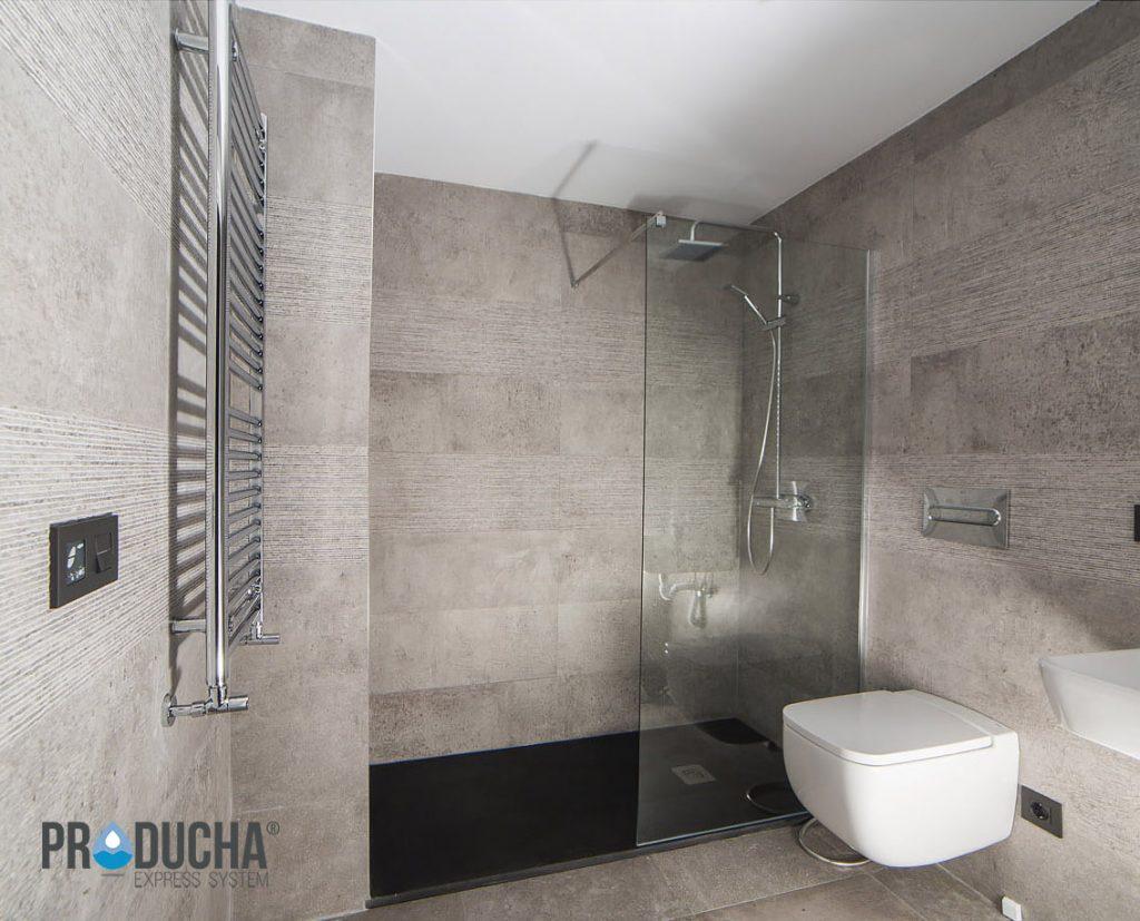 Producha la ducha for Como cambiar una banera