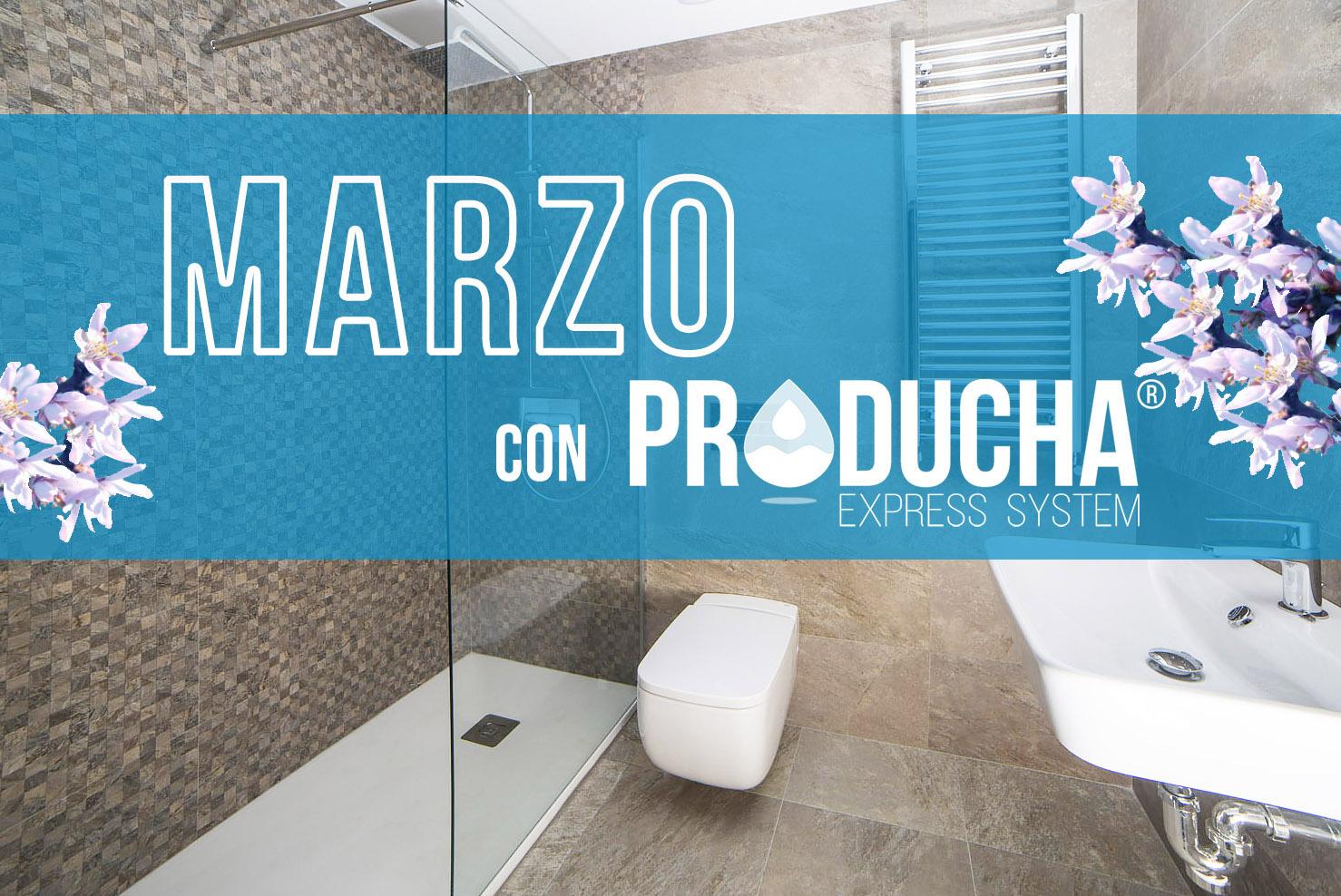 La mejor ducha con PRODUCHA