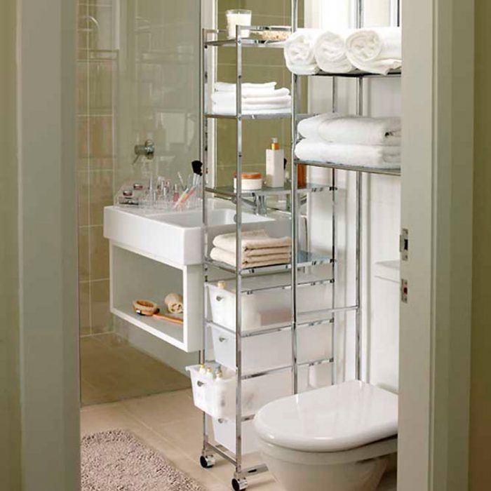 Prácticas Ideas para Organizar tu Cuarto de Baño